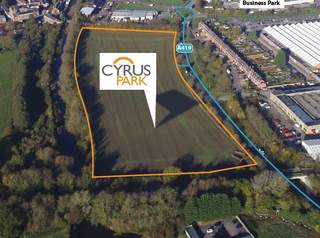 Primary photo of Plot A, Cyrus Park, Stonehouse