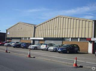 Primary photo of Units 21-25, Off Squires Gate Ln, Squires Gate Industrial Estate, Blackpool