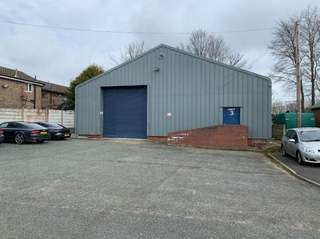 Primary photo of Unit 3, Manchester Old Rd, Westcroft Industrial Estate, Manchester