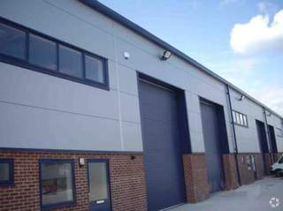 Primary photo of Light Industrial Units At, Poole