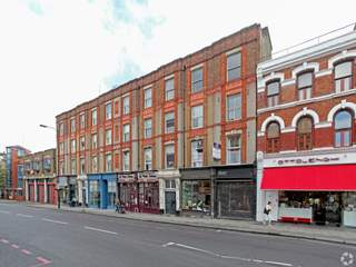 Primary photo of 283-286 Upper St, London