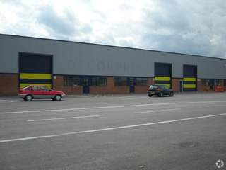 Primary photo of Units 1-6, Clover Nook Rd, Alfreton
