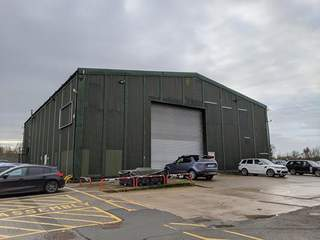 Primary photo of Unit D, Watling St, Europark, Rugby