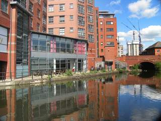 Primary photo of Ducie Wharf, Manchester