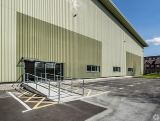 Entrance - Howley 80, Warrington - Industrial unit for rent - 78,621 sq ft