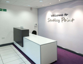 Reception - Studley Point, Studley - Office for rent - 1,418 to 6,360 sq ft
