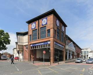 Primary photo of Loreburne Shopping Centre, Dumfries