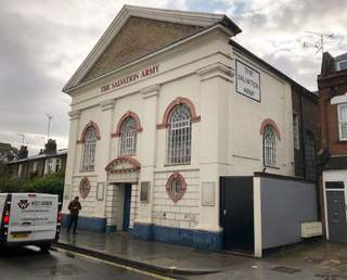 Primary photo of Salvation Army Hall, London