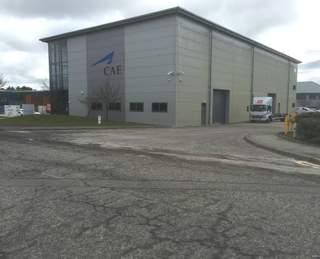Primary photo of Office and Warehouse Building, Kirkhill Industrial Estate, Aberdeen