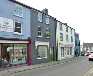 Primary photo of 63 St James St, Narberth