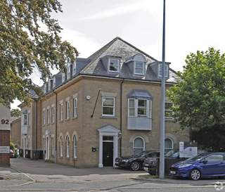 Primary photo of 90A-90C Broomfield Rd, Chelmsford