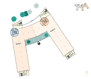 Floor Plan for Campus, Reading International - Campus, Reading International, Reading - Office for rent - 1,490 to 178,620 sq ft