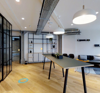 Virtual Walkthrough - 18-20 Appold St, London - Office for rent - 931 to 1,841 sq ft