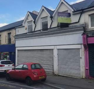 Primary photo of 17-17A High St, Bargoed