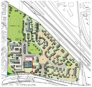 Primary photo of Kingshill Retail Development, Unit 1-3, Cirencester