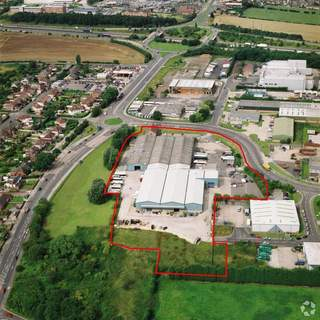 Primary photo of Former Optare Facility, Hellaby Industrial Estate, Rotherham
