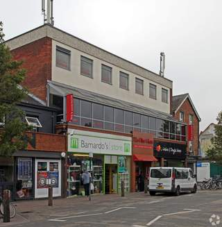 Primary photo of 156-160 Cowley Rd, Oxford