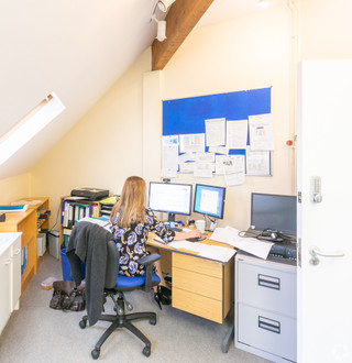 1st Floor - Practice Manager's Office - Morland House Surgery, Oxford - Healthcare space for sale - 12,397 sq ft