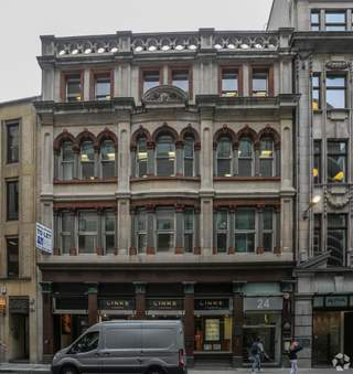 Primary photo of 24 Lime St, London