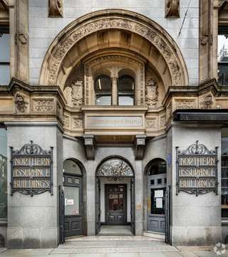 Main Entrance - Northern Assurance Buildings, Manchester - Office for rent - 4,053 sq ft