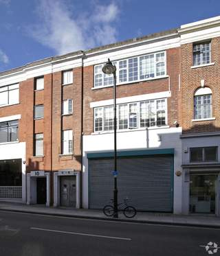 Primary photo of 6-8 Amwell St, London
