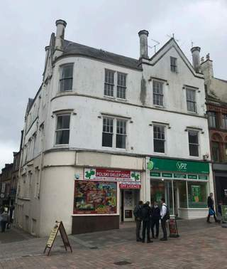 Primary photo of 107-109 High St, Dumfries