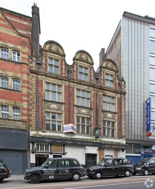Primary photo of Cannon Hotel, Sheffield