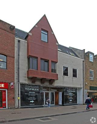 Primary photo of 11-12 Queen St, Oxford