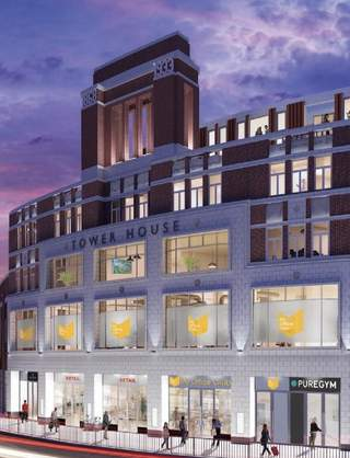 Primary photo of Tower House- Retail Units, London