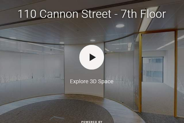 3D tour image 1: Matterport 3D Scan for Cannon Street House - 7th Floor