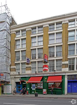 Primary photo of 74 Great Eastern St, London