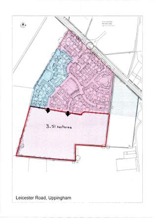 Primary photo of Land At Leicester Road, Oakham