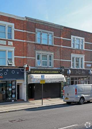 Primary photo of 343 Fulham Palace Rd, London