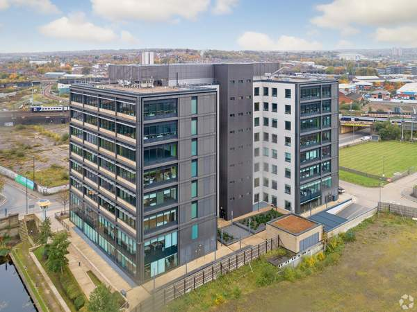 Aerial Photo - No.1 Leeds, Leeds - Co-working space for rent - 100 to 13,902 sq ft