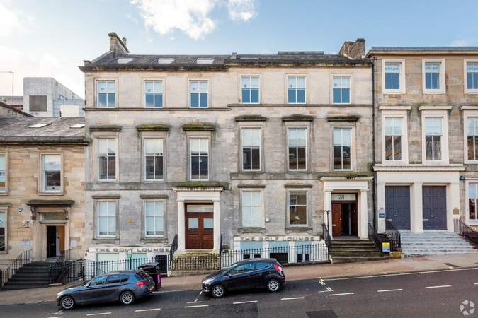Primary Photo - 221 West George St, Glasgow - Office for rent - 3,620 sq ft