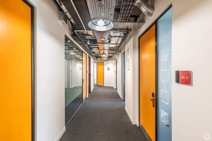 Interior Photo - Eagle House - Old Street, London - Co-working space for rent - 130 to 17,000 sq ft