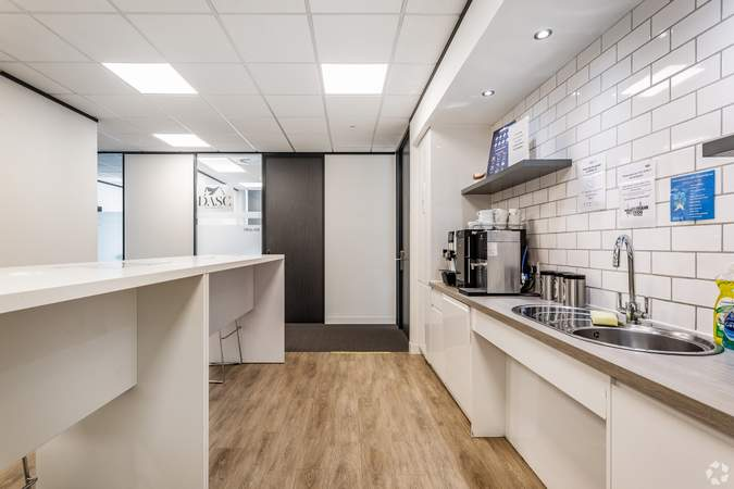 4th Floor - Kitchen - Merchants Court, Liverpool - Serviced office for rent - 50 to 7,843 sq ft