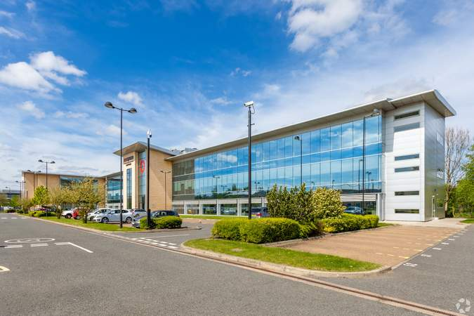Glasgow Airport Business Park - Lightyear, Paisley - Office for rent - 100 to 7,005 sq ft