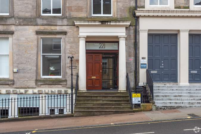 Entrance - 221 West George St, Glasgow - Office for rent - 3,620 sq ft