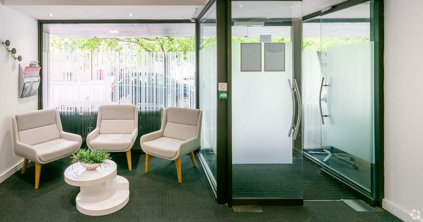 Ground Floor Reception - Wellington House, Cambridge, Cambridge - Co-working space for rent - 3,532 to 14,128 sq ft