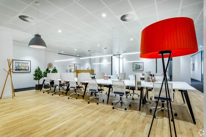 4th Floor - CoWorking Area - Centenary House, Salford - Serviced office for rent - 50 to 22,000 sq ft