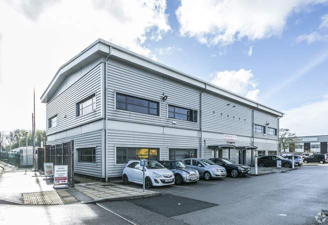 Primary Photo - No2 Commerce Park, Birkenhead - Office for rent - 2,205 to 4,410 sq ft