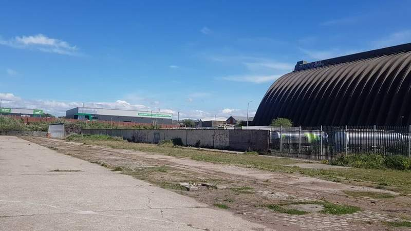 Commercial Listing Video - Land at Regent Rd, Liverpool - Commercial land plot for rent - 4.14 acres