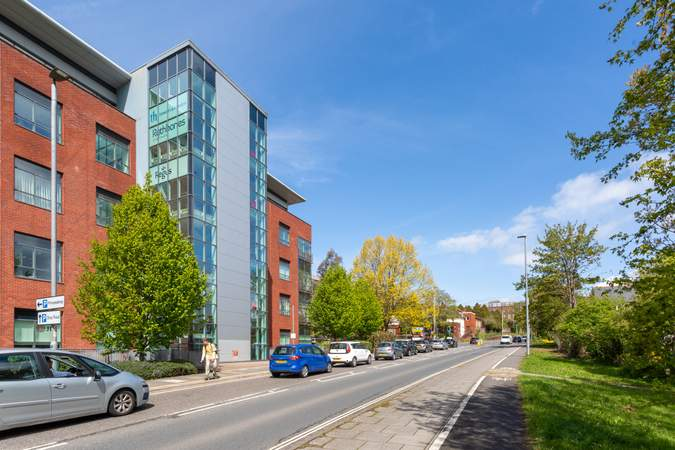 NeighborhoodPhoto - The Senate, Exeter - Co-working space for rent - 50 to 14,530 sq ft