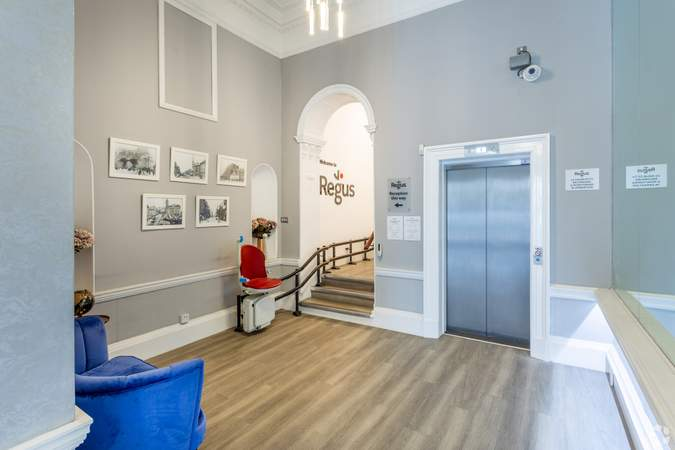 Lobby - Forsyth House, Edinburgh - Co-working space for rent - 50 to 31,308 sq ft
