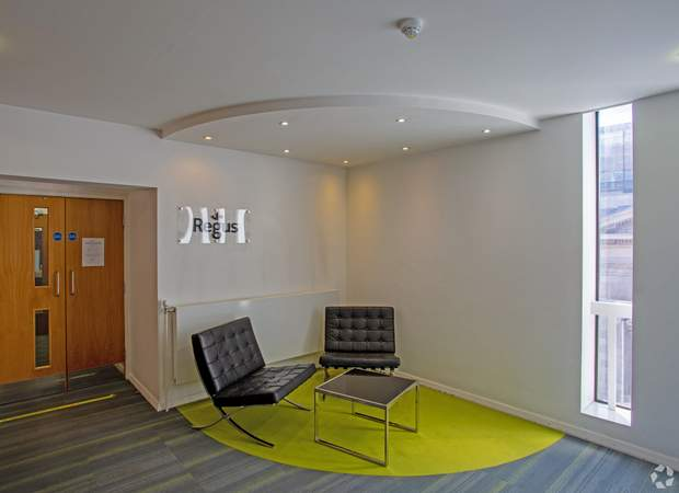 Lobby - The Balance, Sheffield - Serviced office for rent - 50 to 11,223 sq ft