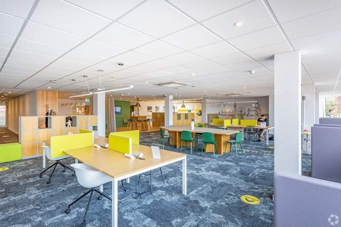 Interior Photo - Conway House, Gloucester - Co-working space for rent - 50 to 17,516 sq ft