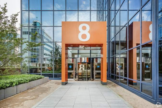 Interior Photo - 8 Exchange Quay, Salford - Office for rent - 1,400 sq ft