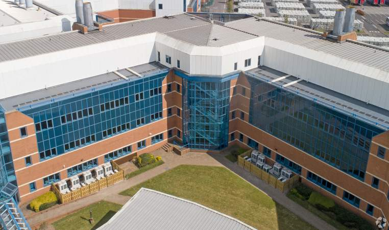 Building Photo - B21, Summerpool Rd, Loughborough - Office for rent - 36,719 to 97,377 sq ft