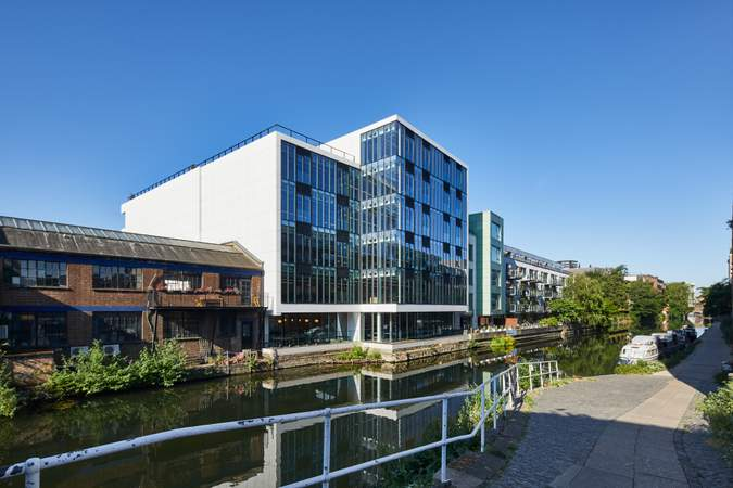 Building Photo - 6 Orsman Rd, London - Office for rent - 1,323 to 34,351 sq ft
